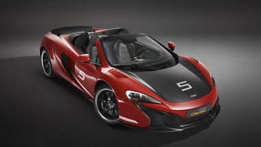 McLaren 650S Spider CAN-AM Sondermodell