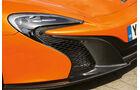 McLaren 650S Spider, Frontscheinwerfer