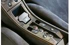 McLaren 650S Spider, Mittelkonsole