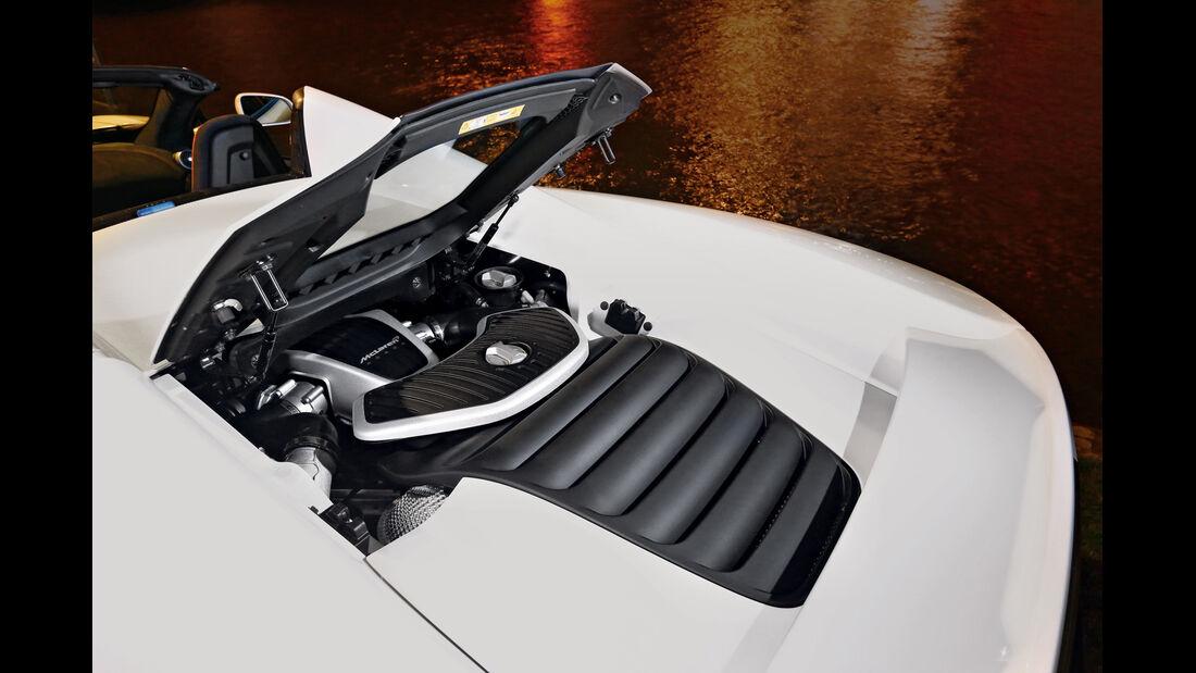 McLaren 650S Spider, Motor