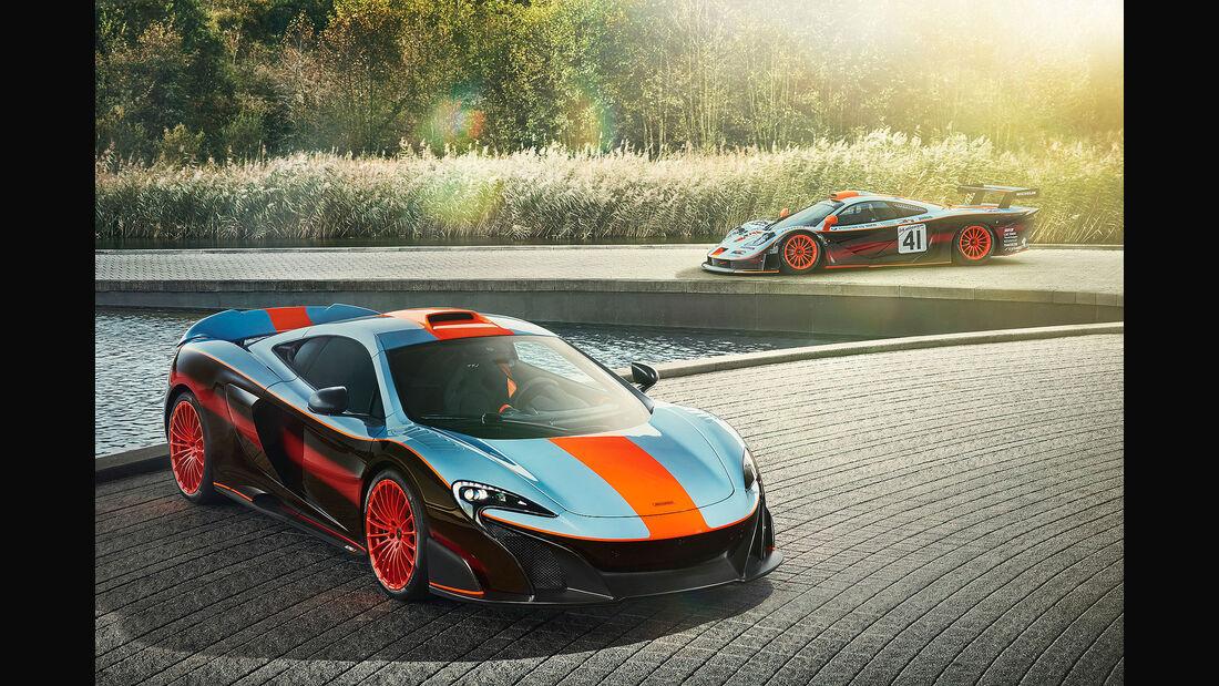 McLaren 675LT Racing