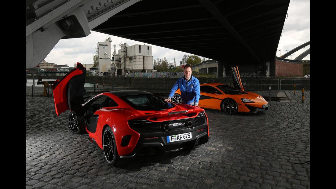 McLaren 675LT und 570S, Christian Gebhardt