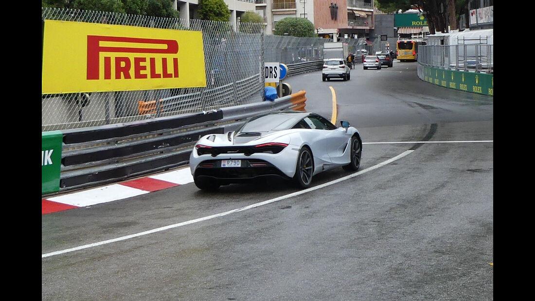 McLaren 720S - Carspotting - GP Monaco 2018