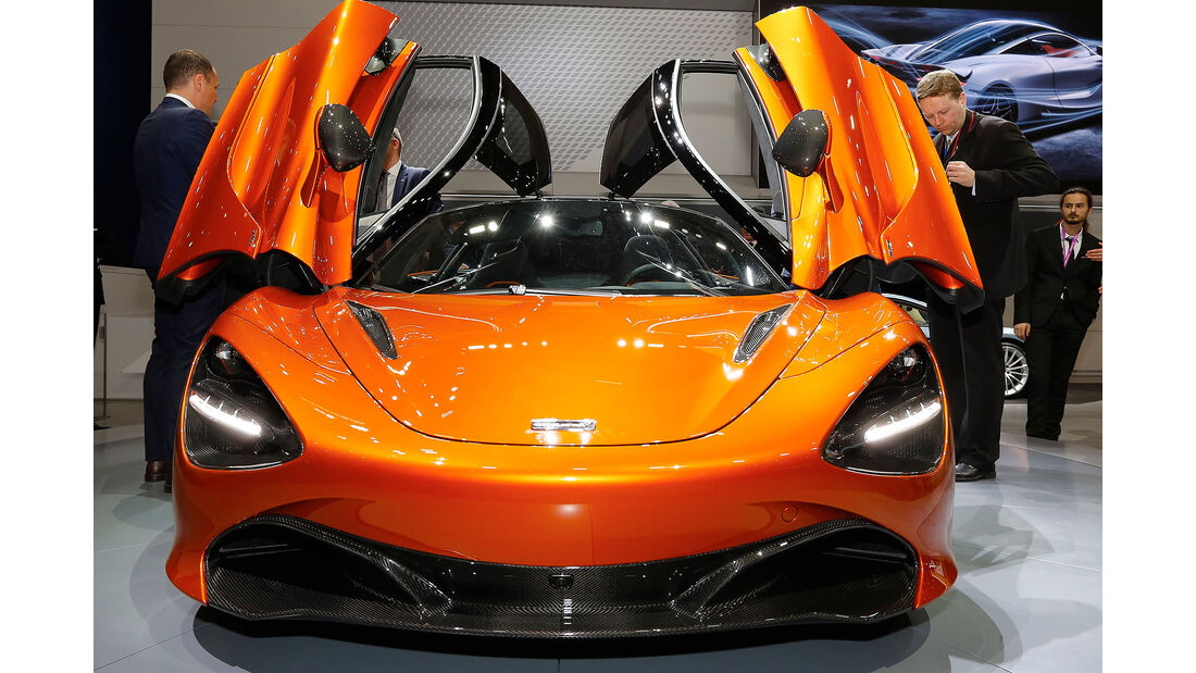 McLaren 720S Genfer Auto Salon 2017