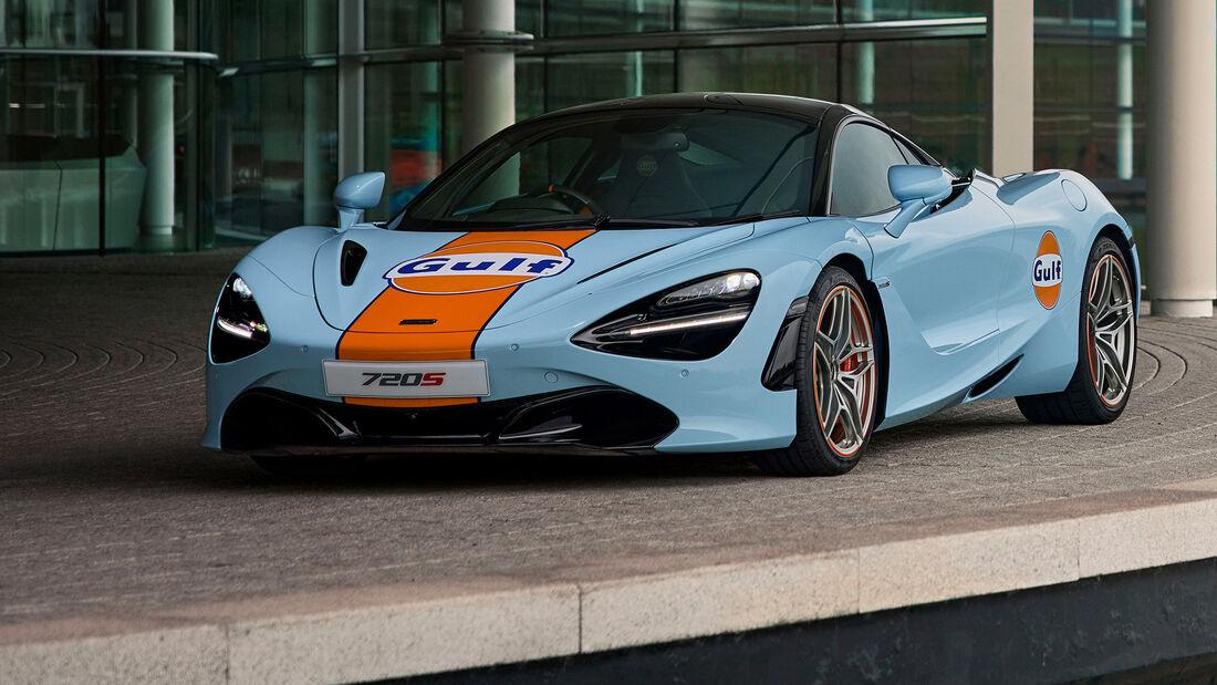 McLaren 720S Gulf Design MSO