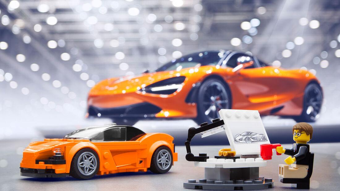 McLaren 720S Lego