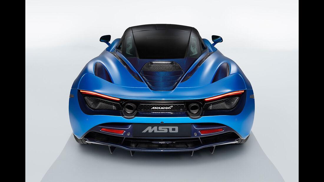 McLaren 720S MSO Pacific Theme