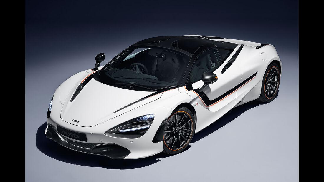 McLaren 720S MSO Track Theme