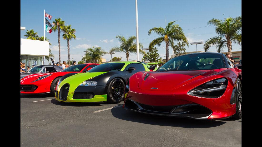 McLaren 720S - Newport Beach Supercar Show 2018