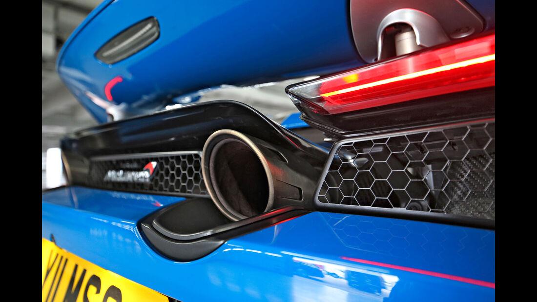 McLaren 720S - Supersportwagen