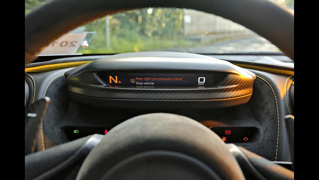 McLaren 720S, Supertest, spa0219