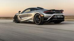 McLaren 765LT Hennessey Tuning 1000 PS