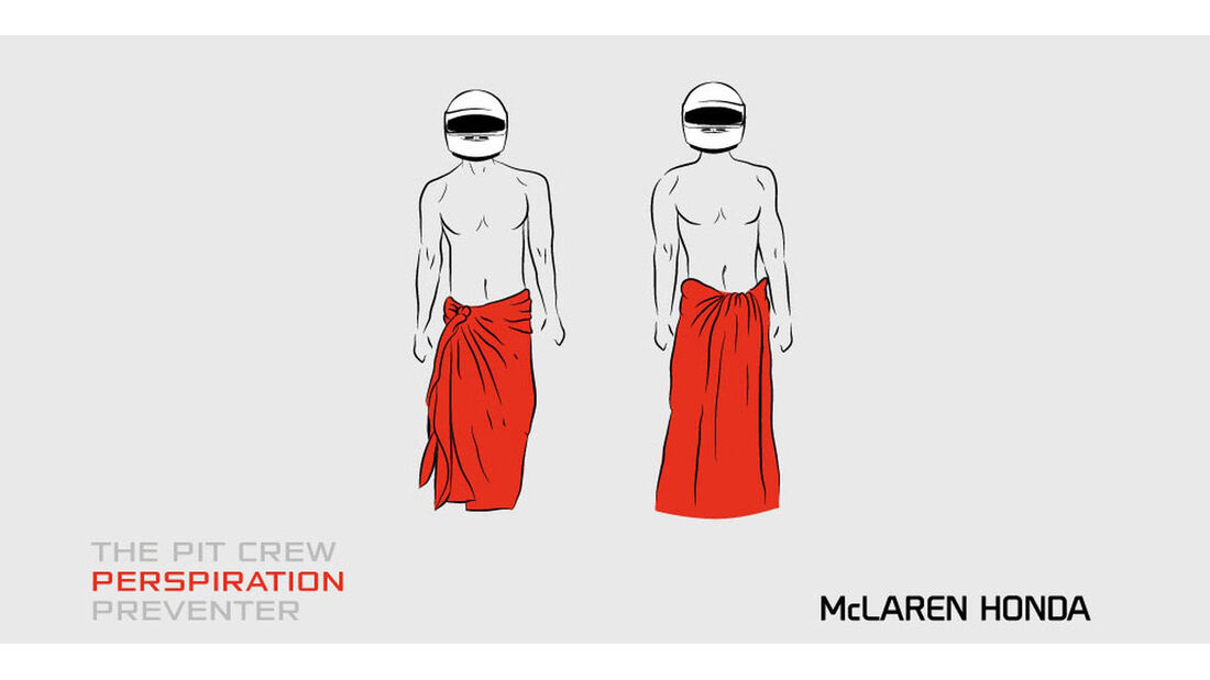 McLaren - Aprilscherz 2015