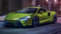 McLaren Artura Supercar Hybrid 2021