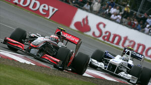 McLaren & BMW Sauber