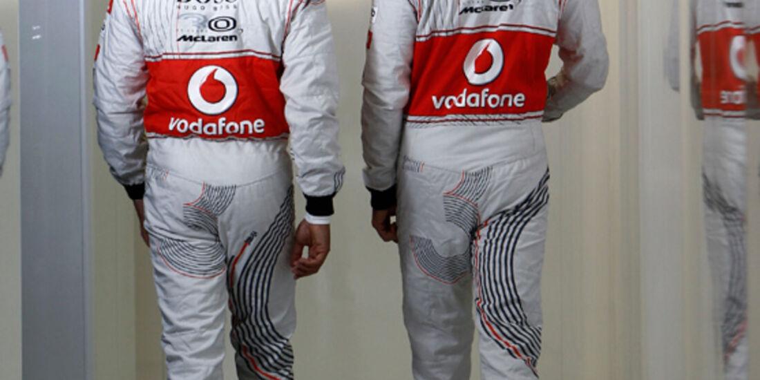McLaren Boss - Overall GP Australien 2011