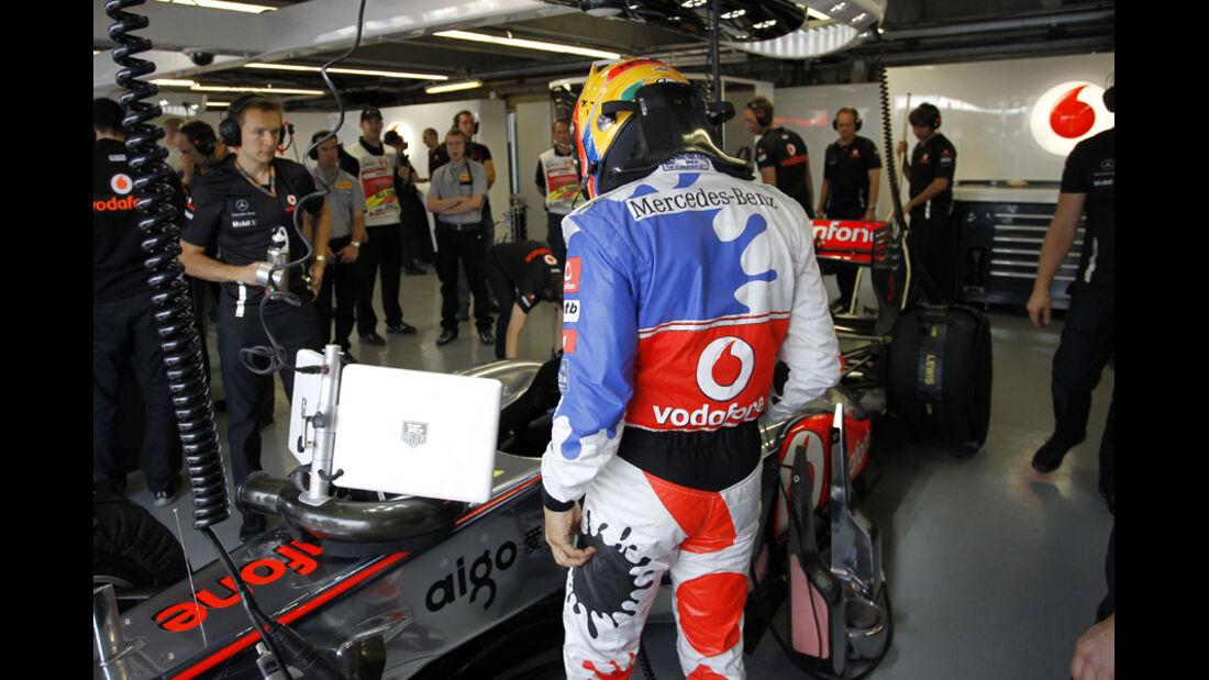 McLaren Boss - Overall GP Kanada 2011