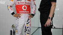 McLaren Boss - Overall GP Malaysia 2011