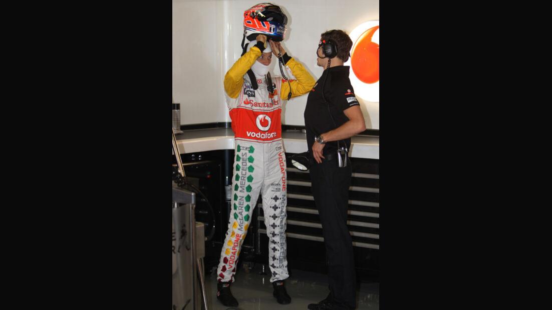 McLaren Boss - Overall GP Spanien 2011