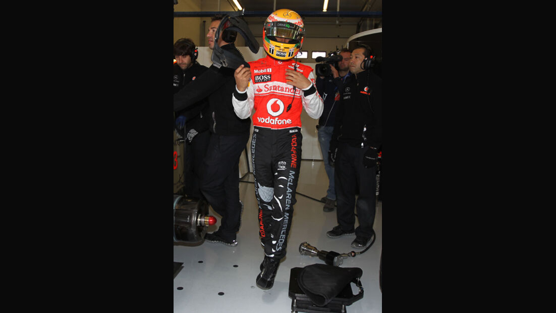McLaren Boss - Overall GP Türkei 2011