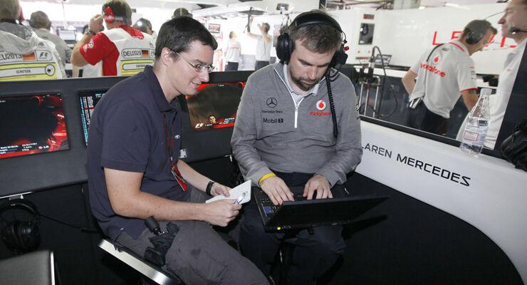McLaren-Box