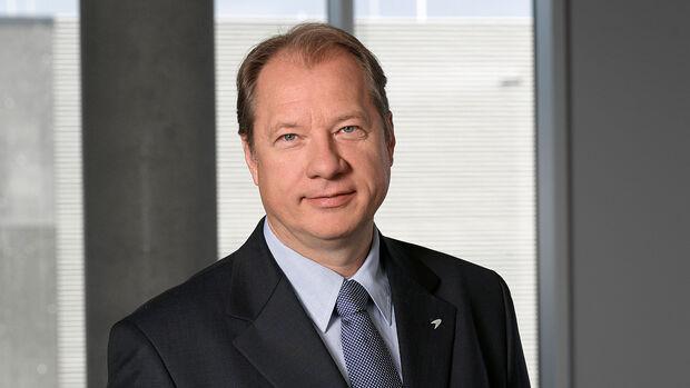 McLaren COO Dr. Jens Ludmann