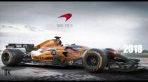 McLaren - Designstudie - Concept - Shield - 2018