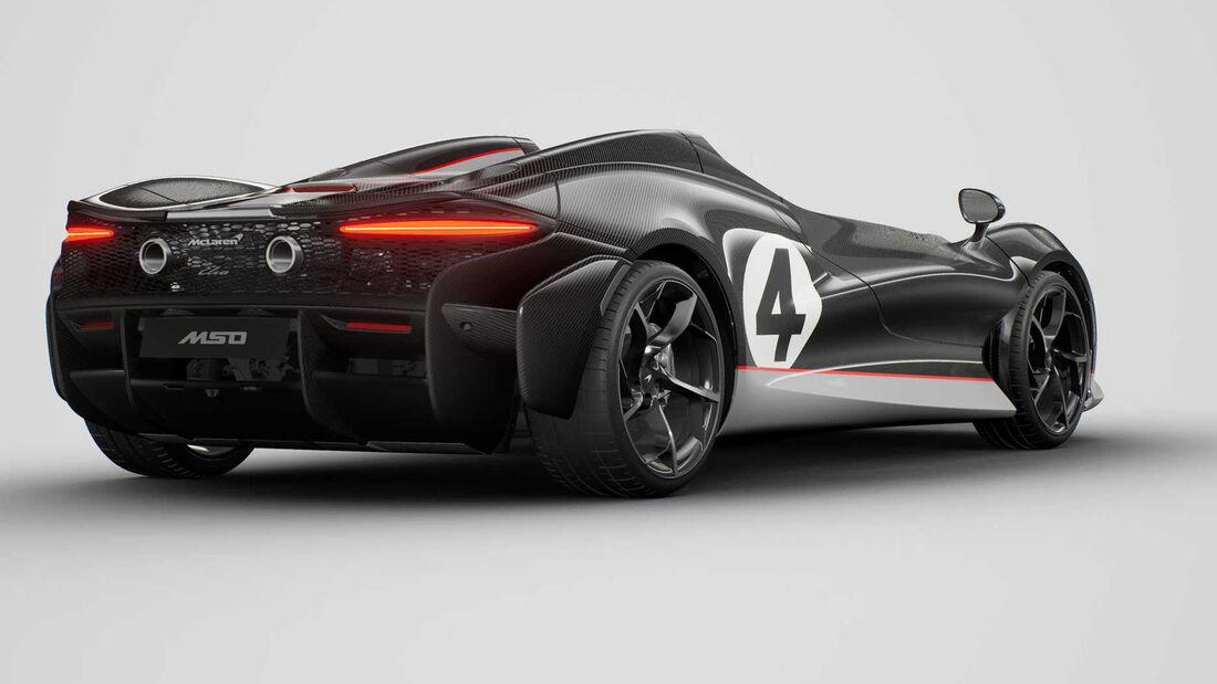 McLaren Elva MSO 2020