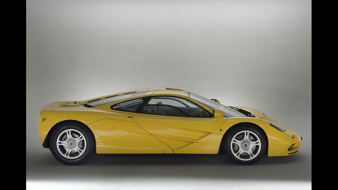 McLaren F1 1997 Tom Hartley Jnr
