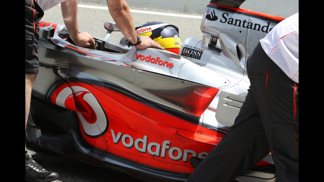 McLaren - F1 2008