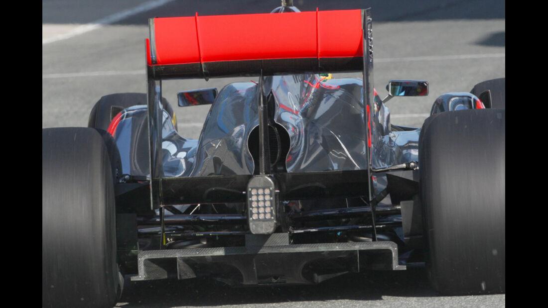 McLaren F1 2011