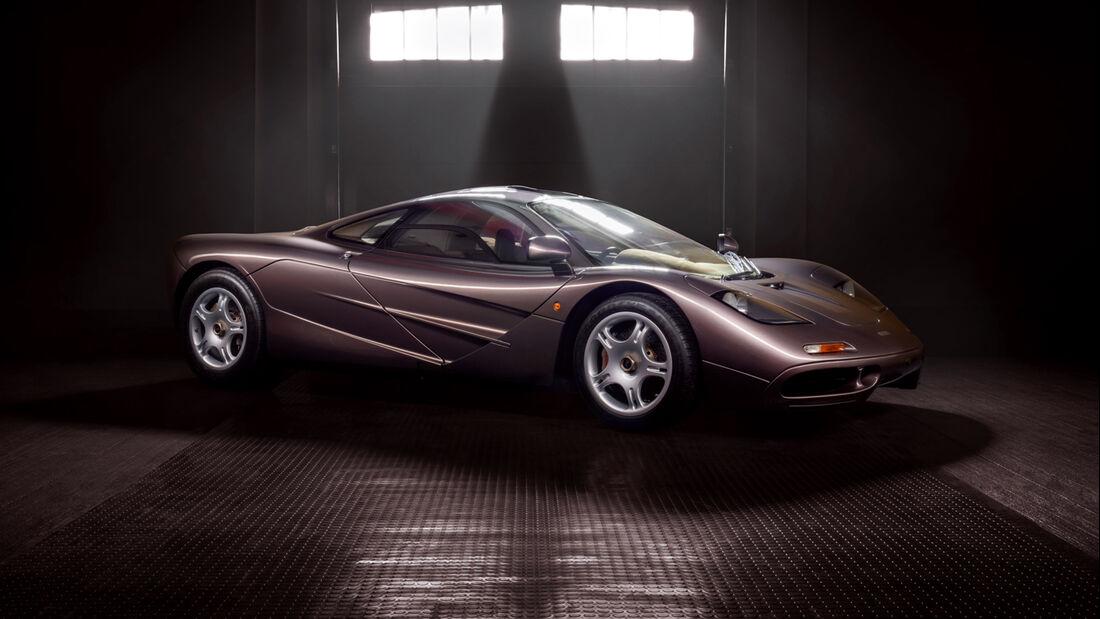 McLaren F1 6.1 Creighton Brown