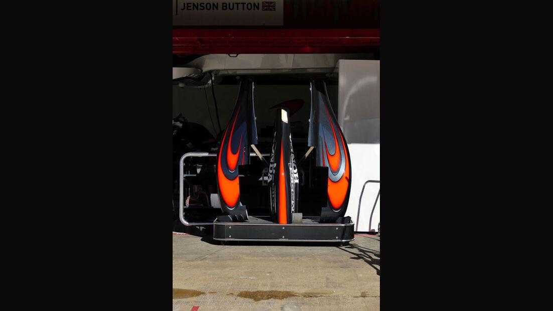 McLaren - F1 - GP Spanien - Barcelona - Donnerstag - 12.5.2016