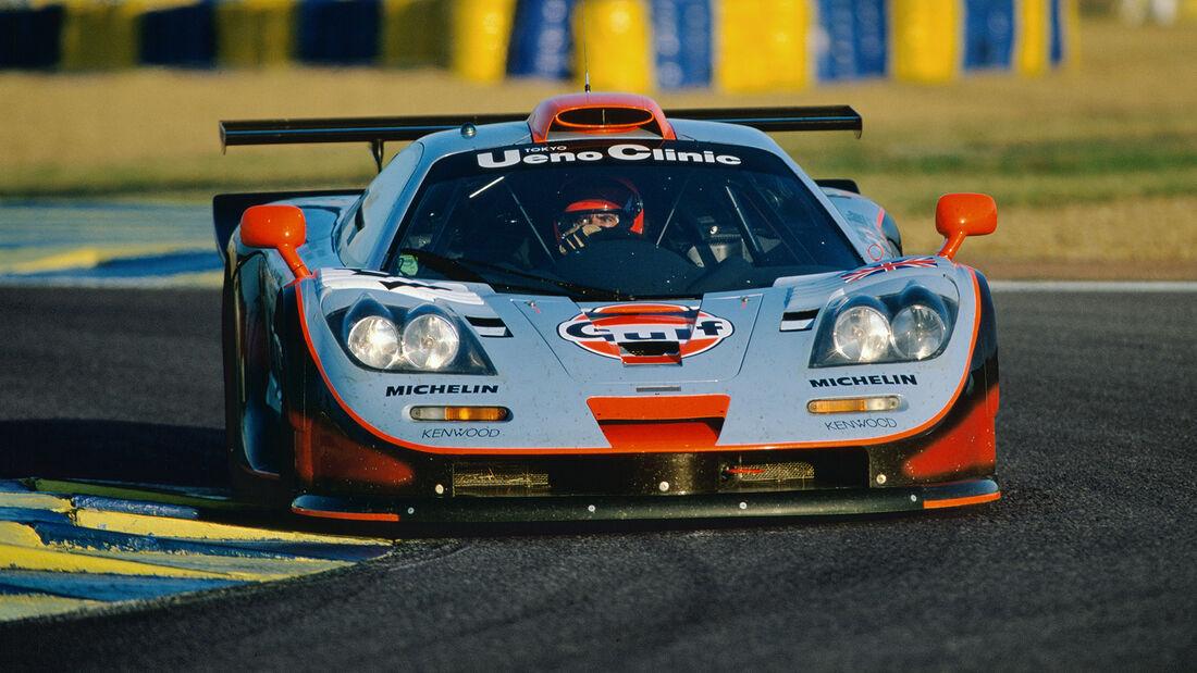 McLaren F1 GTR - 24h Le Mans 1997