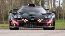 McLaren F1 GTR Longtail No. 1