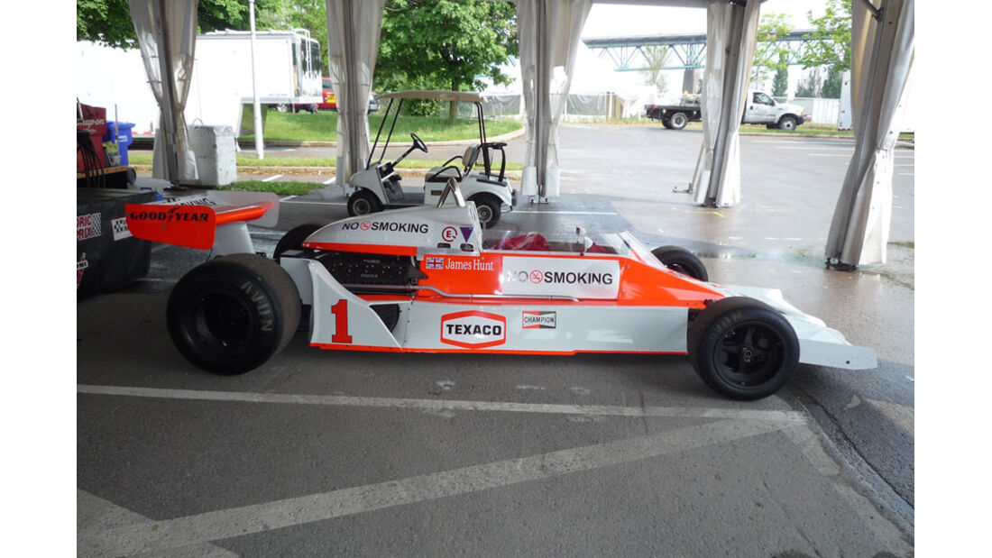 McLaren F1-Klassiker GP Kanada 2011
