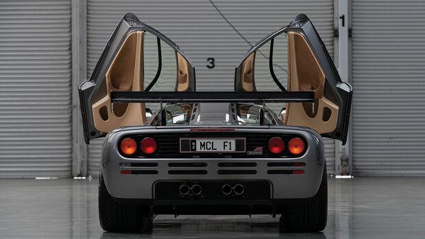 McLaren F1 LM Specification