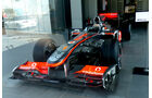 McLaren F1-Renner - Carspotting Bahrain 2014