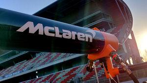 McLaren - F1-Test - Barcelona 2020