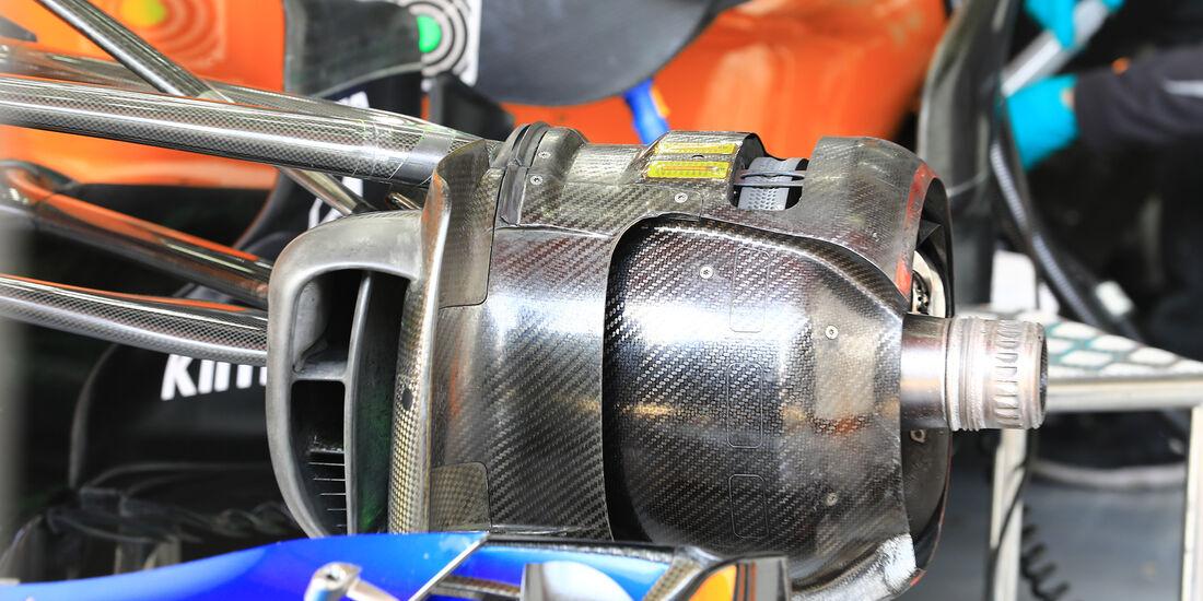 McLaren - F1-Test - Barcelona - Tag 7 - 8. März 2018