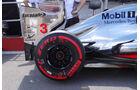 McLaren Felgen GP Kanada 2012
