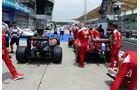 McLaren - Ferrari - Formel 1 - GP Malaysia - Donnerstag - 29.9.2016
