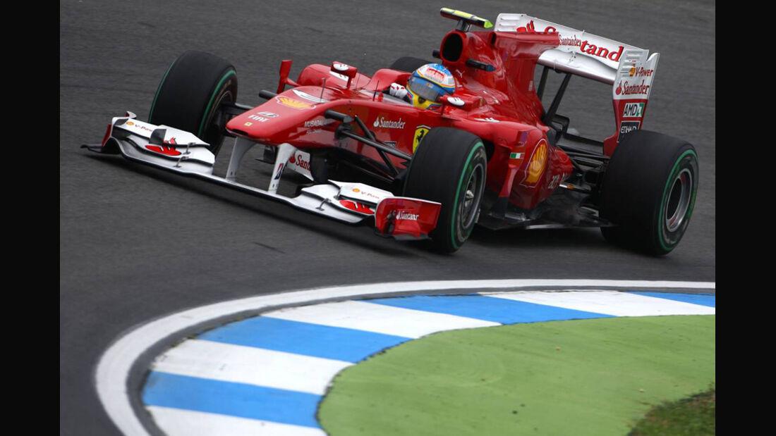 McLaren Ferrari