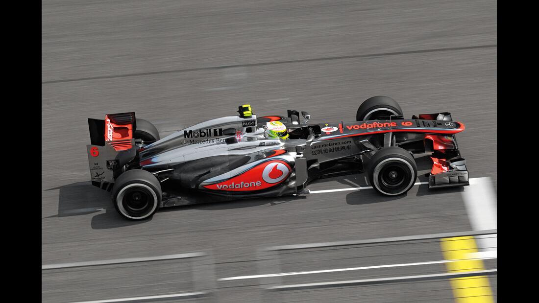 McLaren, Formel 1