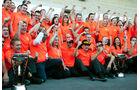 McLaren Formel 1 Austin GP USA 2012