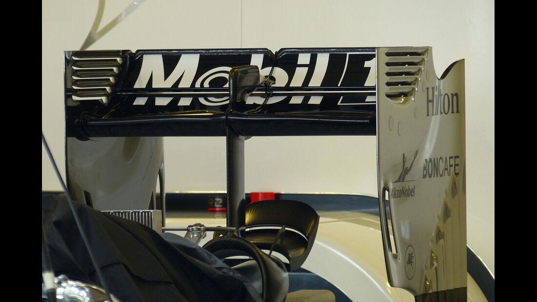 McLaren - Formel 1 - GP Abu Dhabi - 20. November 2014