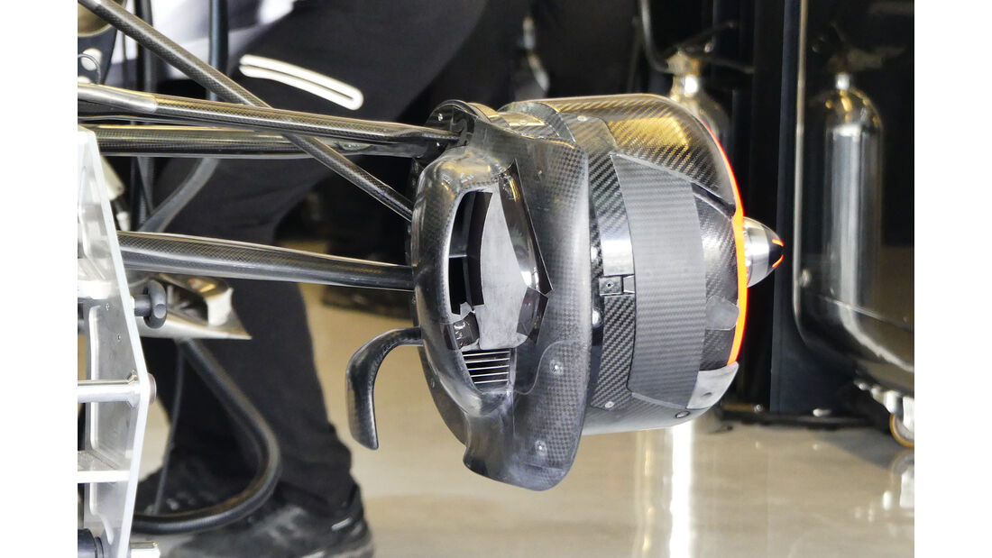 McLaren - Formel 1 - GP Abu Dhabi - 25. November 2016