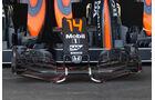 McLaren - Formel 1 - GP Aserbaidschan - Baku - 15. Juni 2016