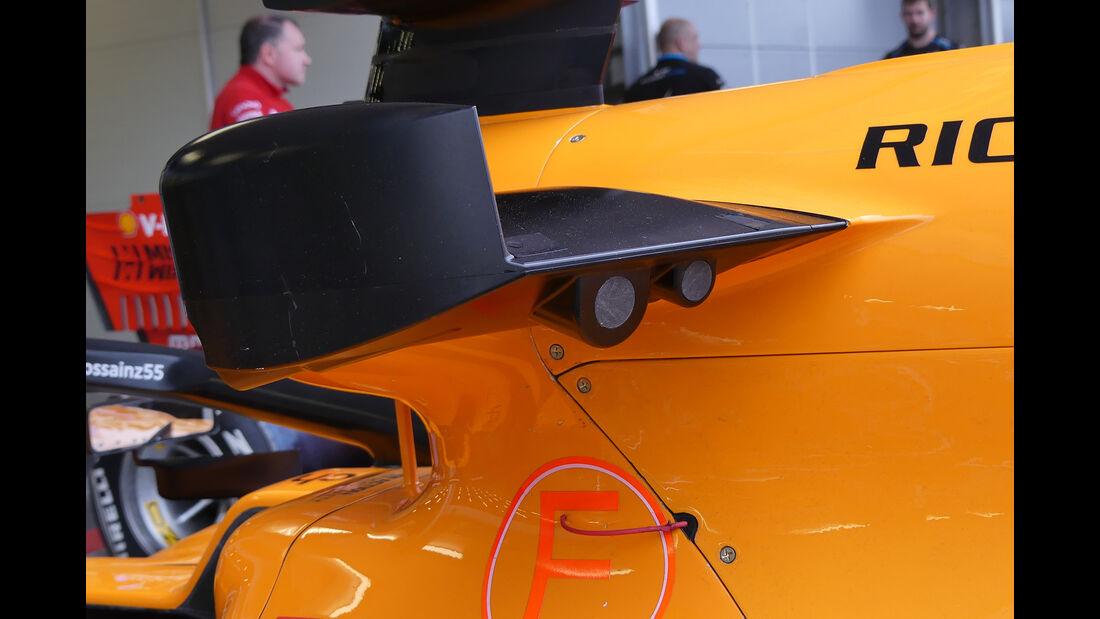 McLaren - Formel 1 - GP Aserbaidschan - Baku - 25. April 2019