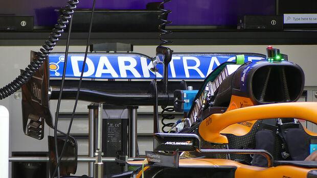 McLaren - Formel 1 - GP Aserbaidschan - Baku - Donnerstag - 3.6.2021